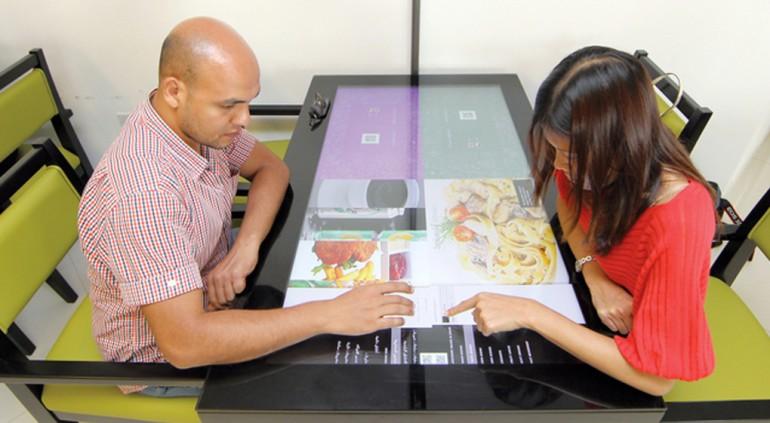 Tecnología Restaurantes