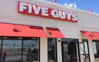 Five Guys y las claves de su éxito