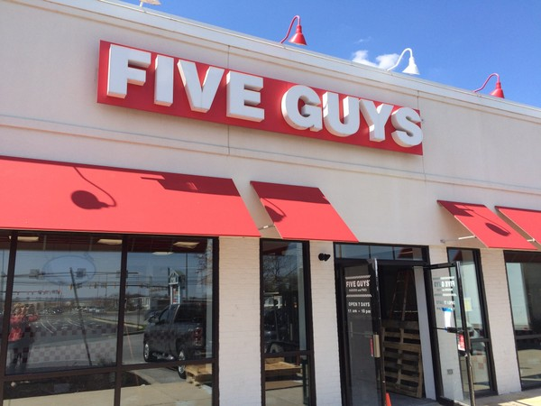 Five Guys y las claves de su éxito