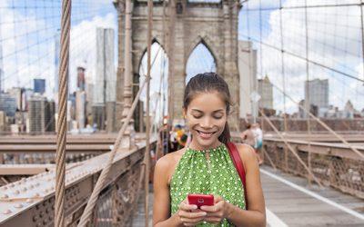3 apps que usan los restaurantes de Nueva York para conseguir ingresos extras