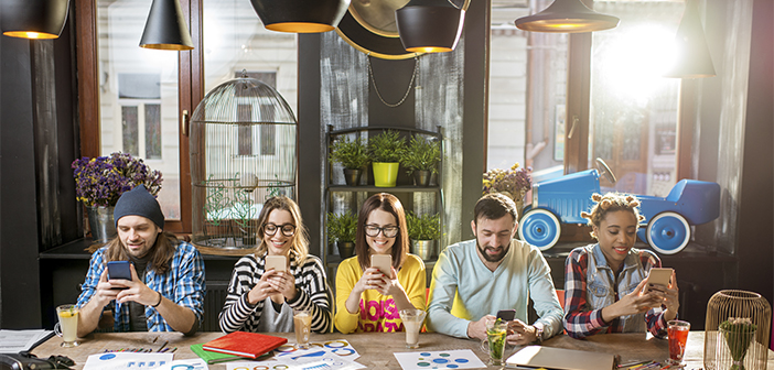 Phygital el concepto que une al restaurante físico y digital