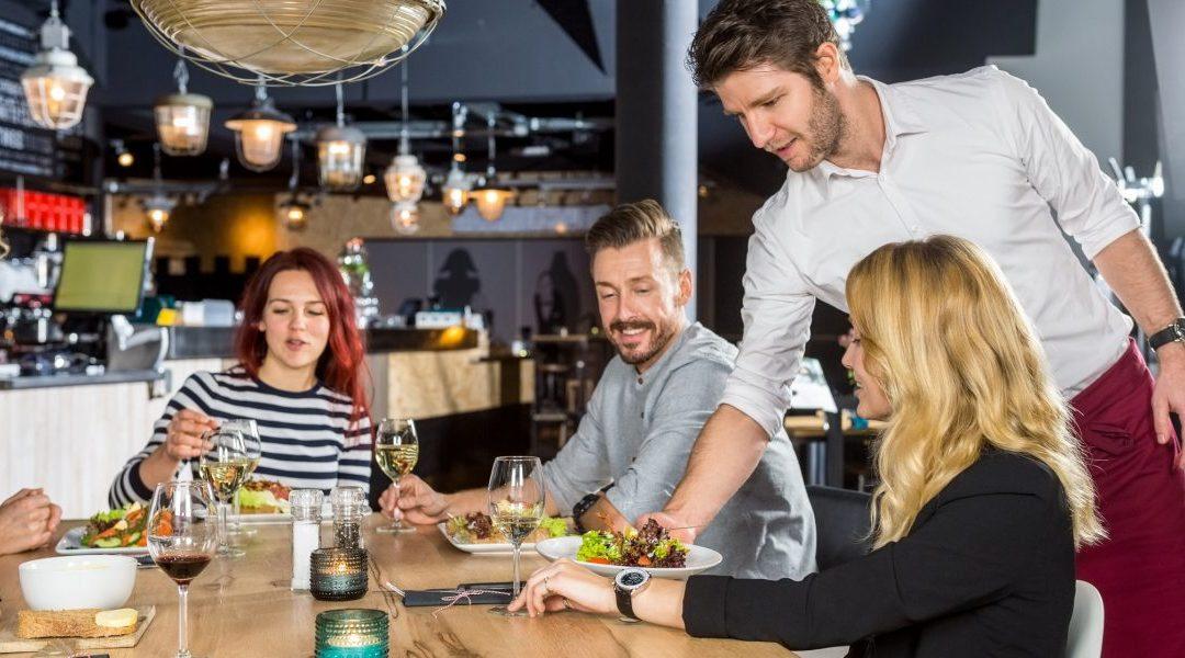 Captación y retención de clientes en restaurantes